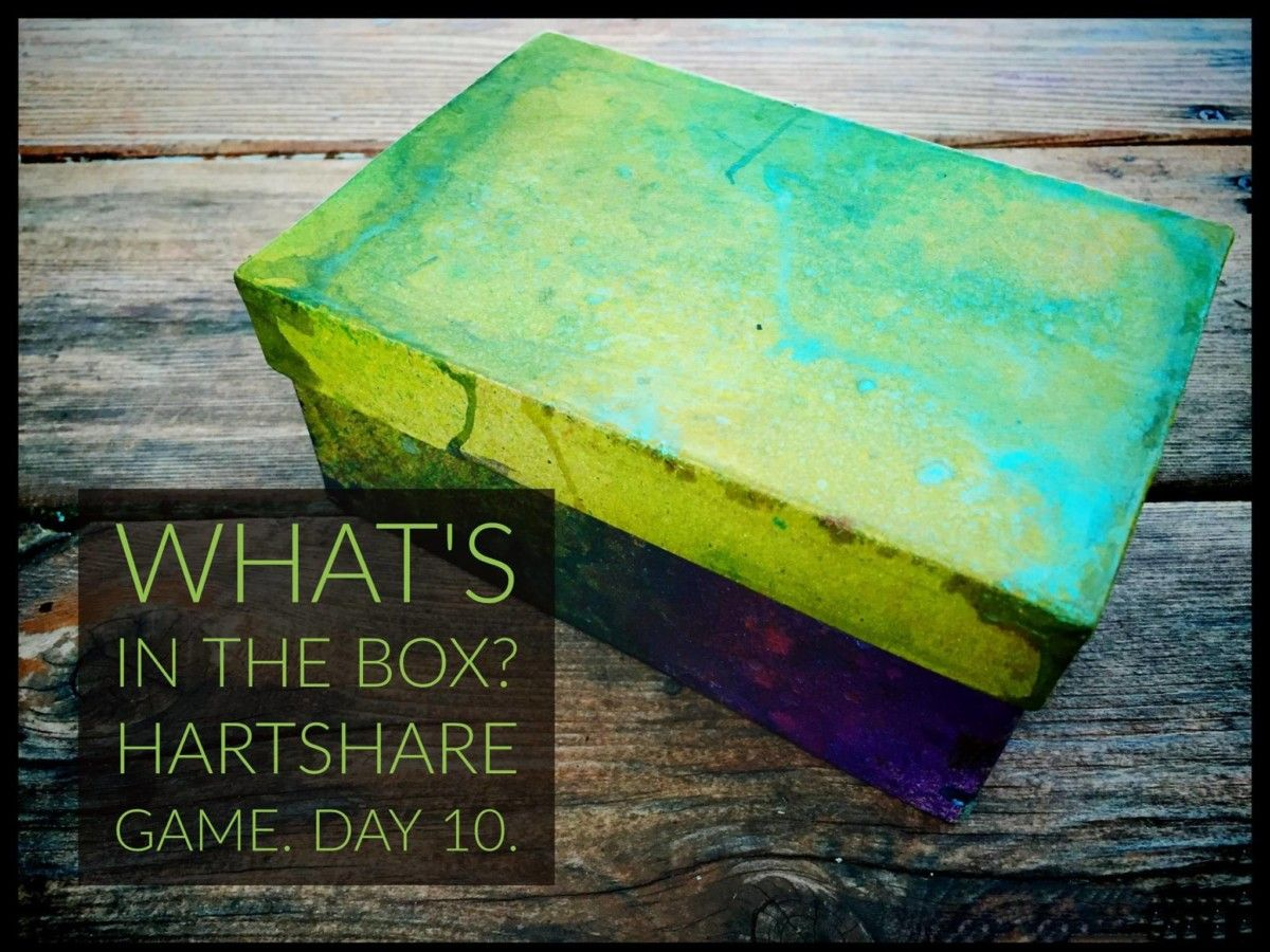 """Day 10 Round 2.  """"What's in the Box?"""" Come play with us at…"""
