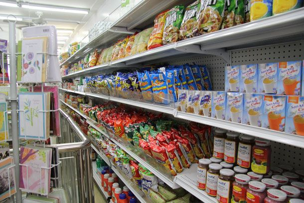 Find Filipino Groceries At Johnny Air Mart In The East Village Grocery Filipino Nyc Restaurants