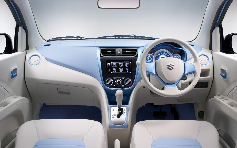 Suzuki Cara Interior