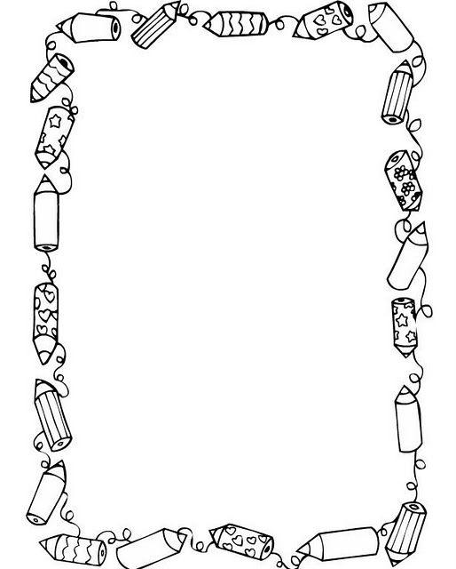 COLOREA TUS DIBUJOS: Dibujos en blanco y negro | Proyectos que ...