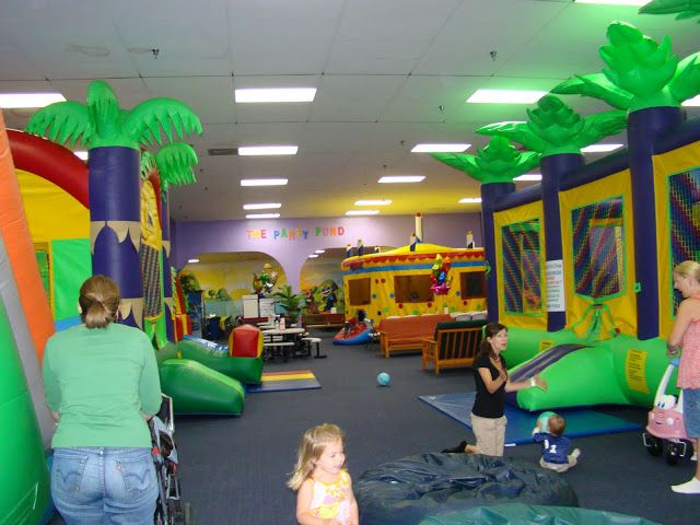 Froggs Bounce House Fountain Valley Ca Indoor Playgrounds