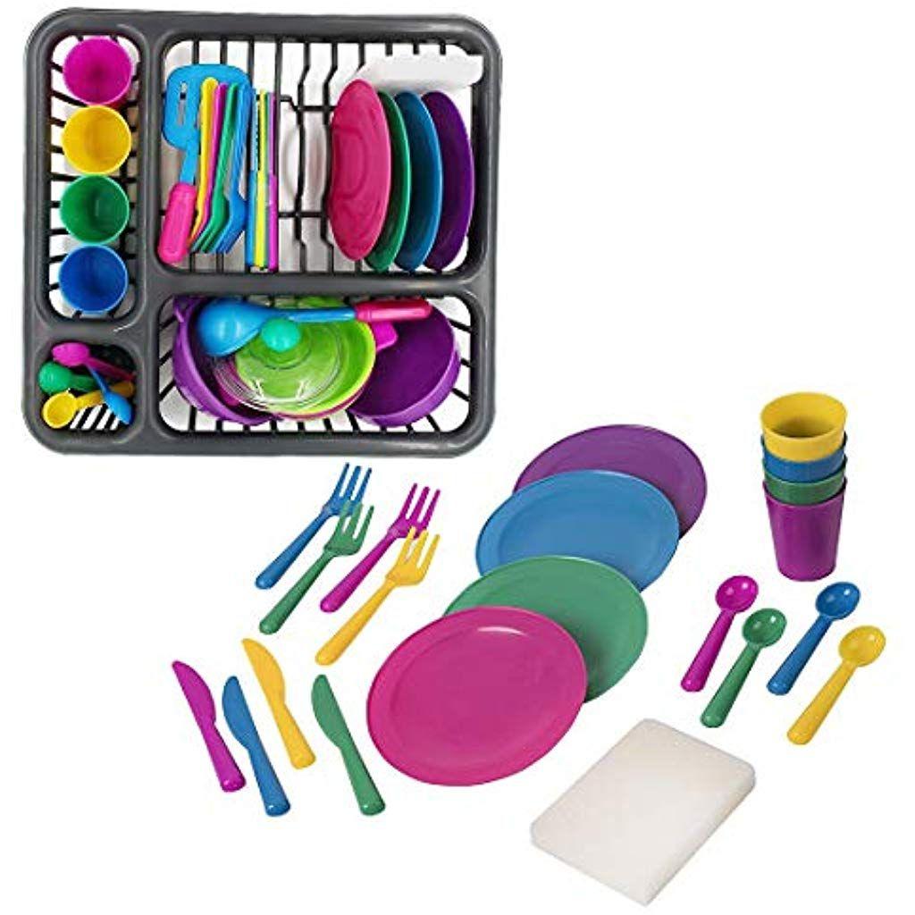 Riav776Yale 28 Pezzi Cucina Giocattolo per Bambini ...