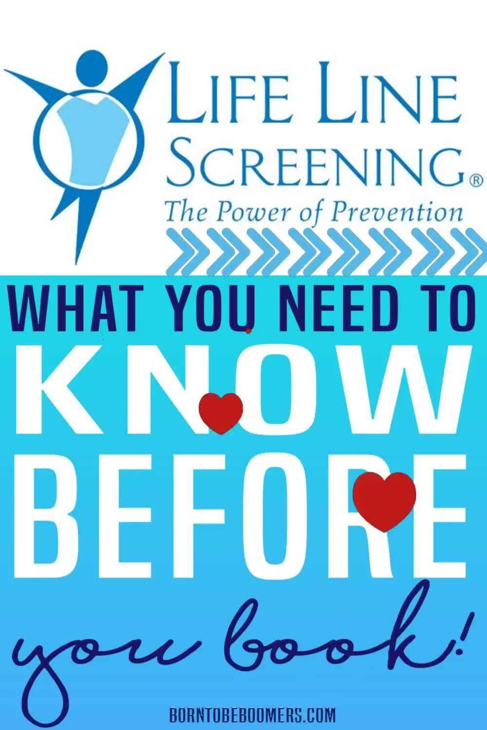 Life Line Screening: What You Need to Know Before