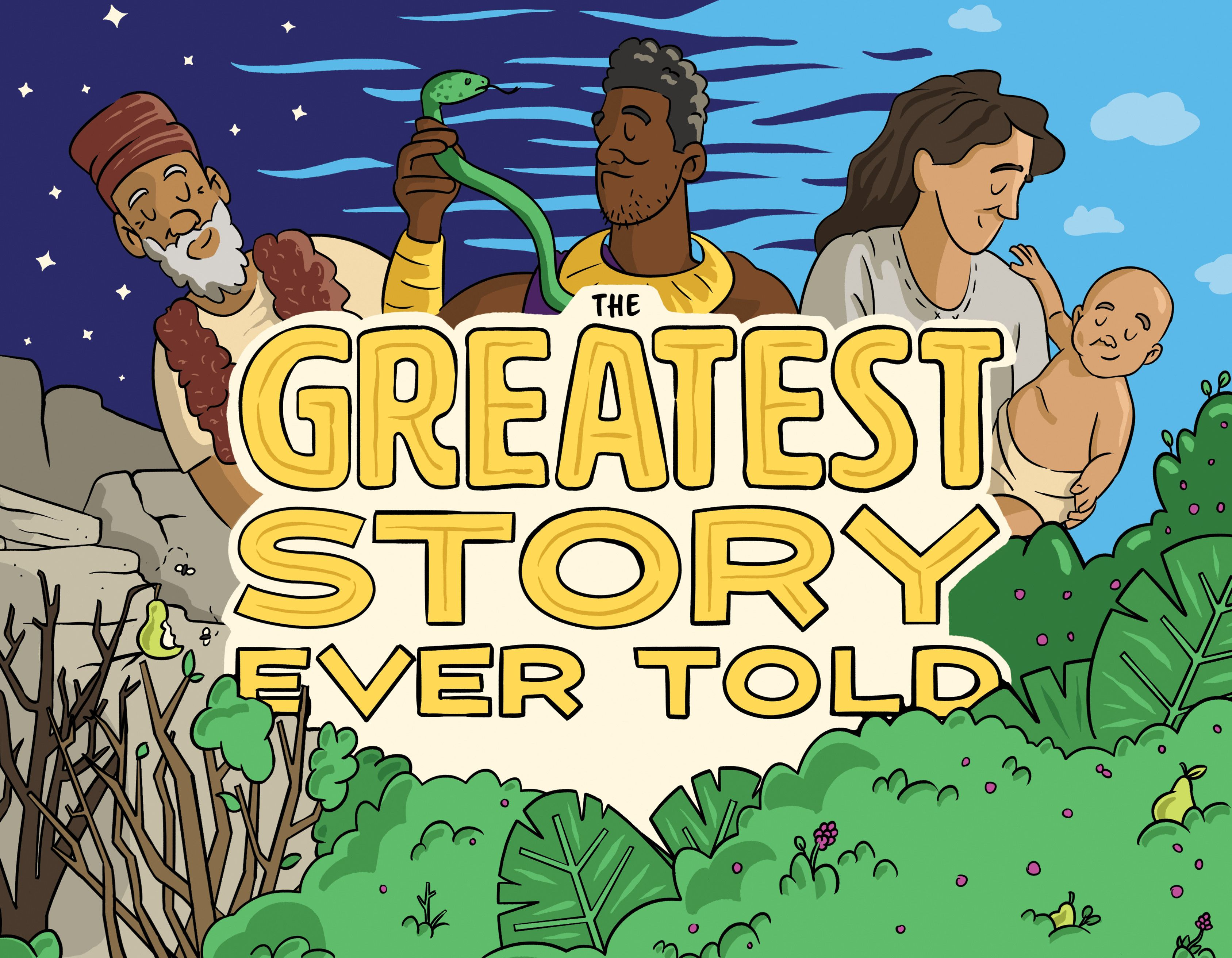 Learn The Stories In The Bible The Big Picture Of The