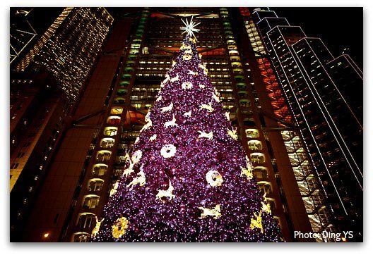 Tiffany Christmas Tree Winterfest Hong Kong Best Christmas Lights Christmas Destinations Christmas Lights