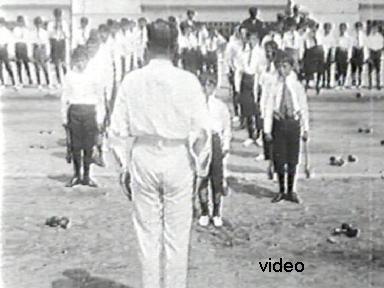 educación física en la historia