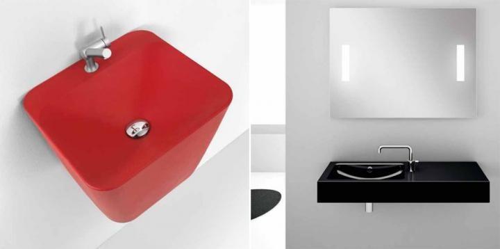 Colección de lavabos de la firma Cosmic | BAÑOS | Pinterest | Lavabo ...