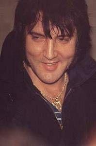 Elvis in 1977