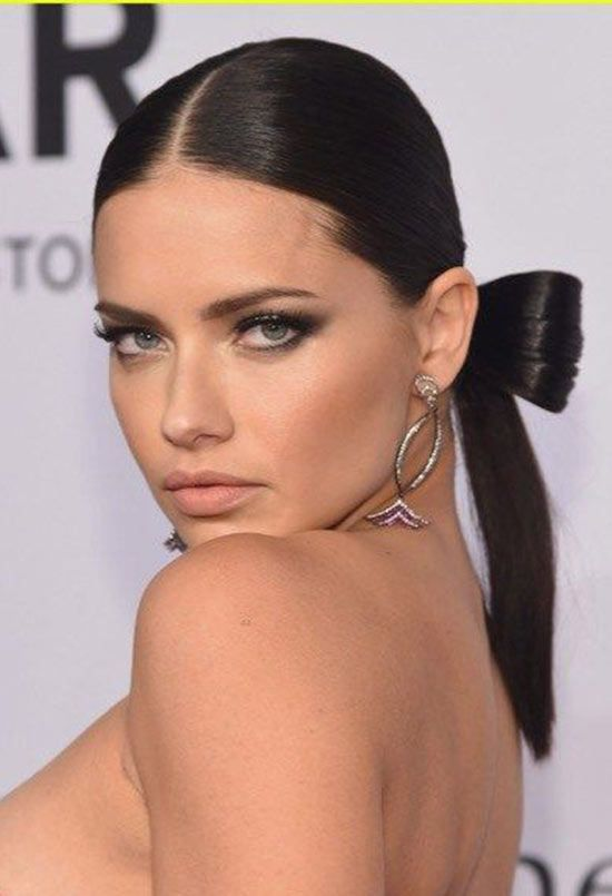 Trendy Haircuts For 15 Year Olds Top 17 Adriana Lima Hairstyles Haircut Ideas For You To