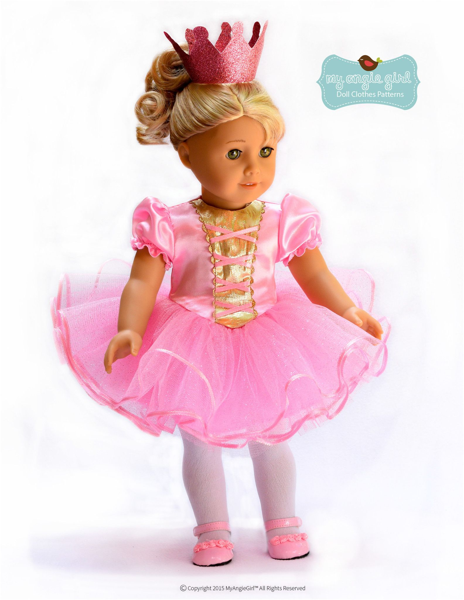 Tutu Cute Story Book Dress-Up Costume Dress 18\