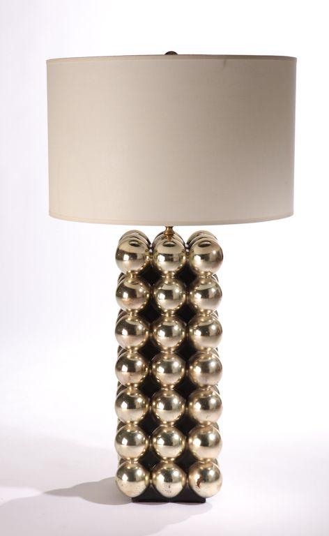 Pop Art 1970 S Silver Leaf Ball Lamp Ball Lamps Lamp Pop Art