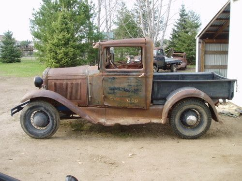 1931 Ford Model A pickup truck  1930  1931 Ford Model A Pickups