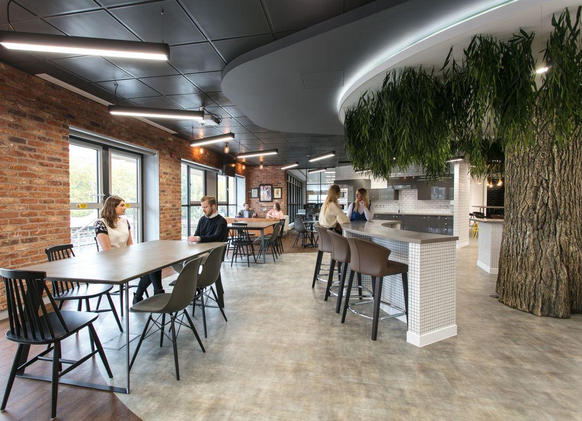 Office Tour Sunlife Offices Bristol Office Interior Design