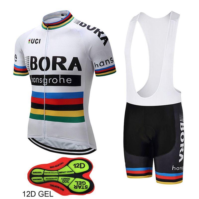 comprar Bicicleta equipo BORA hangsgrohe Ciclismo Maillot Ropa Ciclismo  bicicleta Jersey verano bicicleta Ciclismo Ropa al bc3125564fbbe