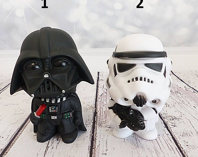 Amigurumi Crochet Pattern - Star Wars - Darth Vader - Stormtrooper ...