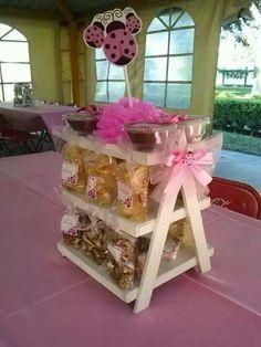 Ideas para decorar mesas de dulces para fiestas candy - Como hacer una fiesta infantil economica ...