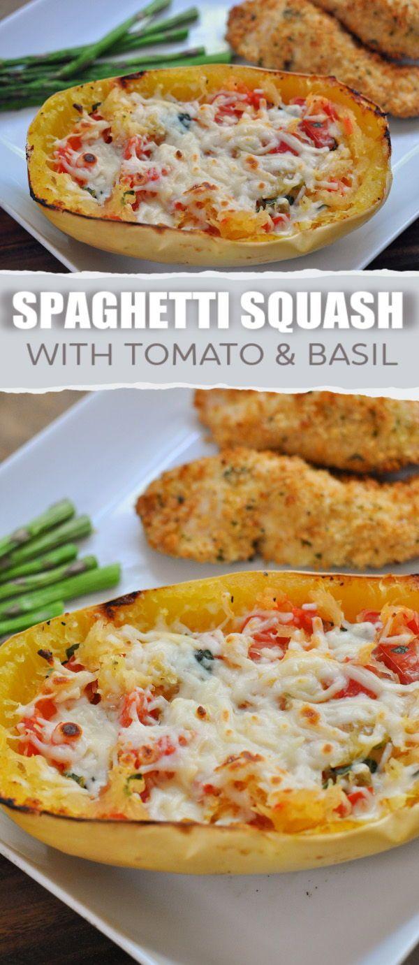 Margarita Spaghetti Squash