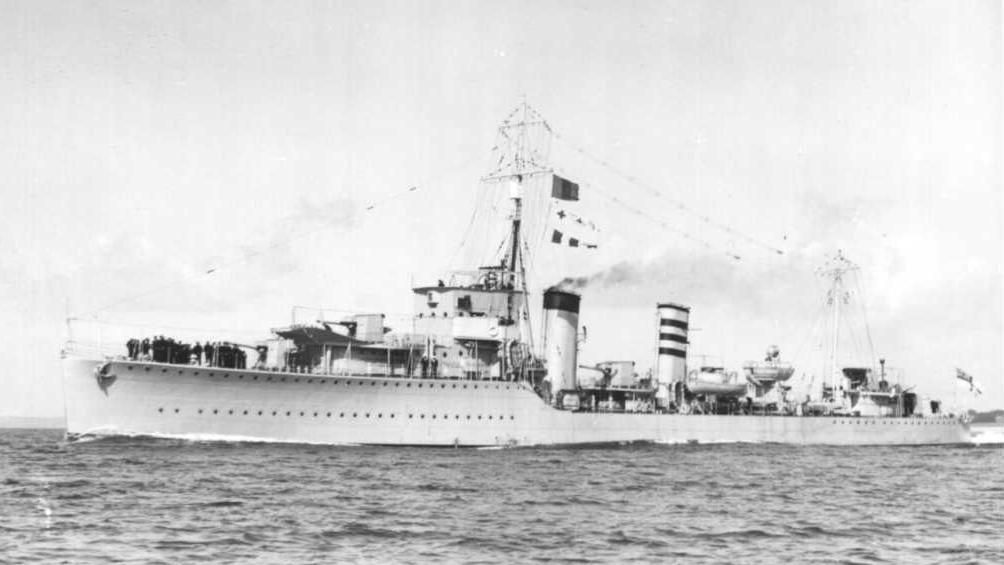 Hms Codrington D65 Royal Navy Ships Royal Navy Warship