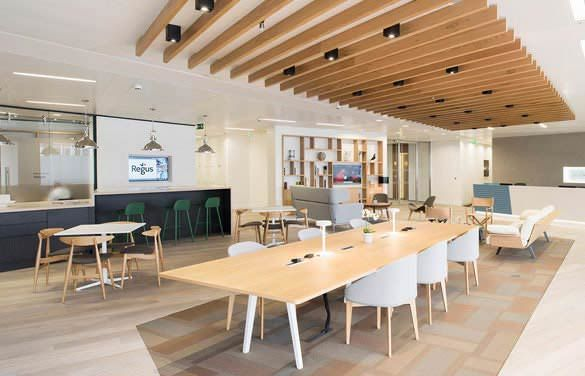Nairobi Serviced Office Space To Rent Regus Kenya With Images
