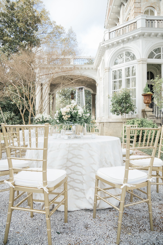 Romantic + Whimsical Dining | Outdoor Wedding Reception Decor Ideas ...