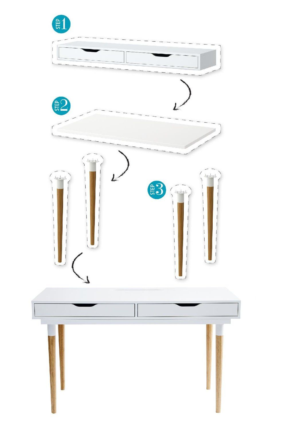 6 Must Try Ikea Hacks For Your Home Ideen Herstellung