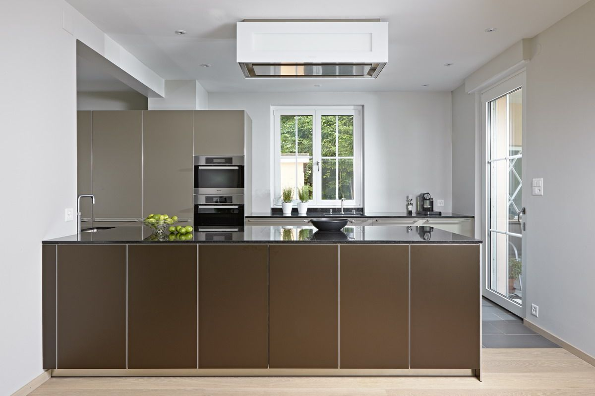 Bulthaupt Küche küche bulthaup b3 mit kochinsel und hochschränken kitchen