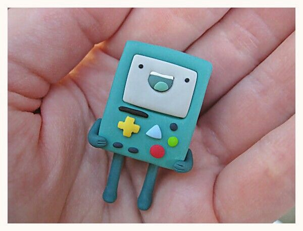 Adventure Time Cool Stuff Little Bmo Someone Made I Am Going