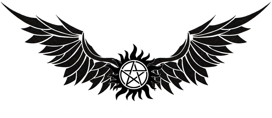 Supernatural Winchester Brothers Cool Designs Pinterest Anti