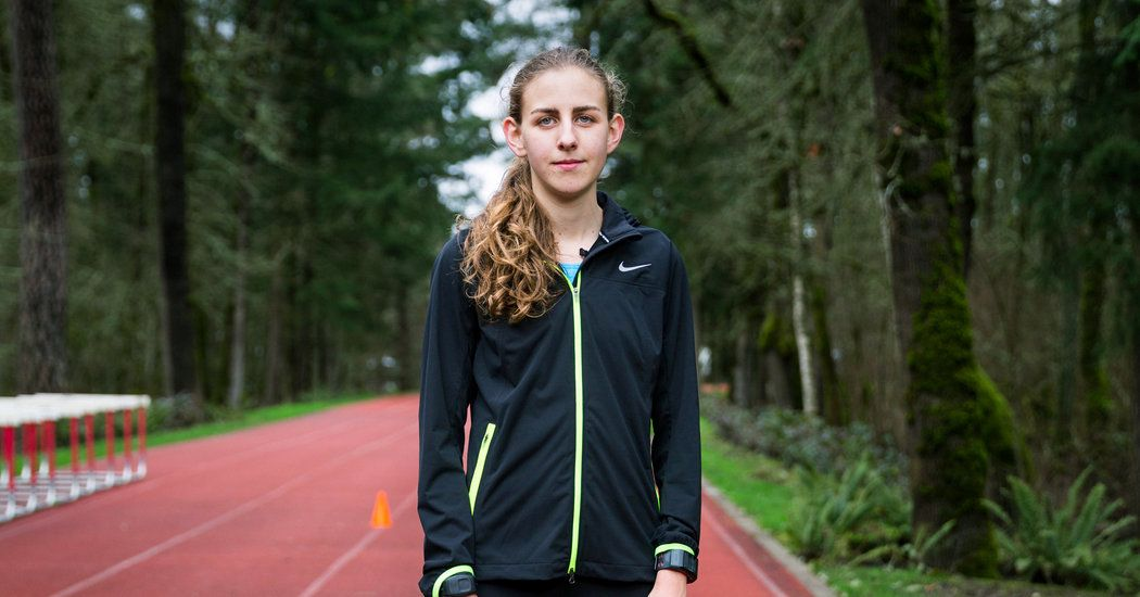 Mary Cain Is Growing Up Fast Pinterest Running Motivation And Running