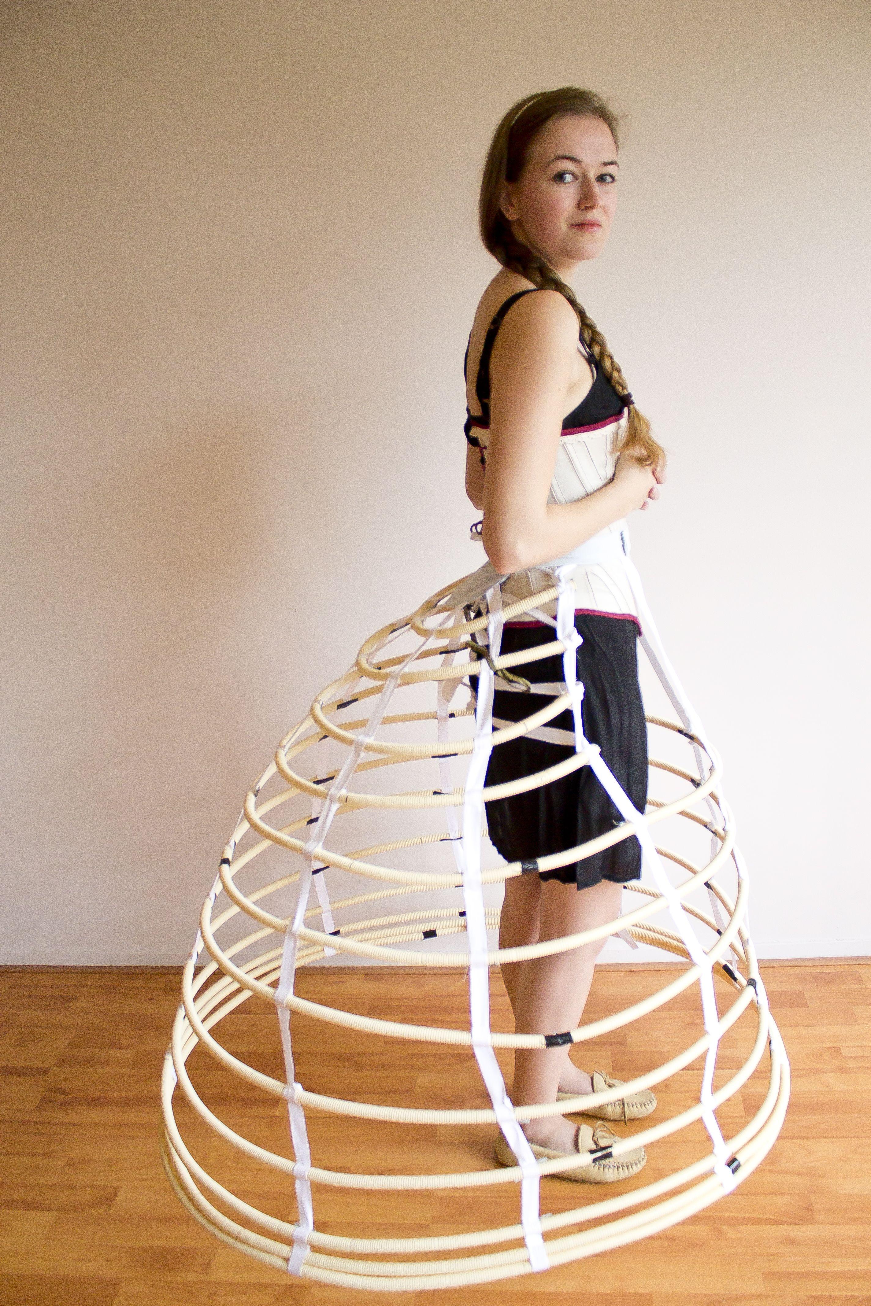 Skirt Boning 94