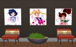 "Pop-Art-Set ""Sailor Moon"" - Downloads"