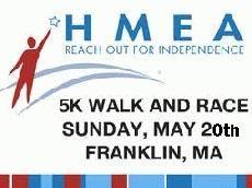 HMEA's 11th Annual 5k Walk/Run is May 20, 2012! @hmeatweets