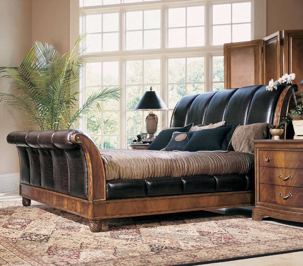 I'm loving this bed!!! Country bedroom furniture, Luxury