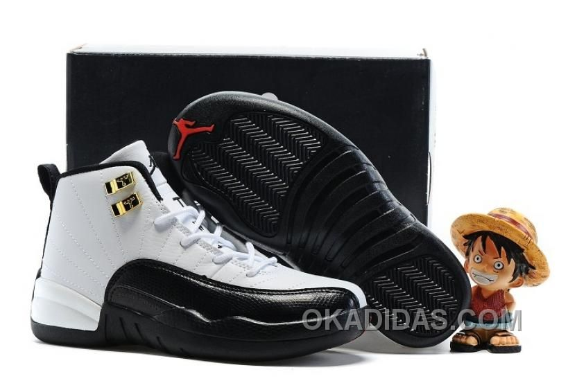 "Buy Kids Air Jordan 12 ""Taxi"" White/Black 2016 Christmas Deals from  Reliable Kids Air Jordan 12 ""Taxi"" White/Black 2016 Christmas Deals  suppliers."