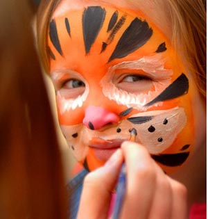 Face Paint,Face Painting Tips: January 2012