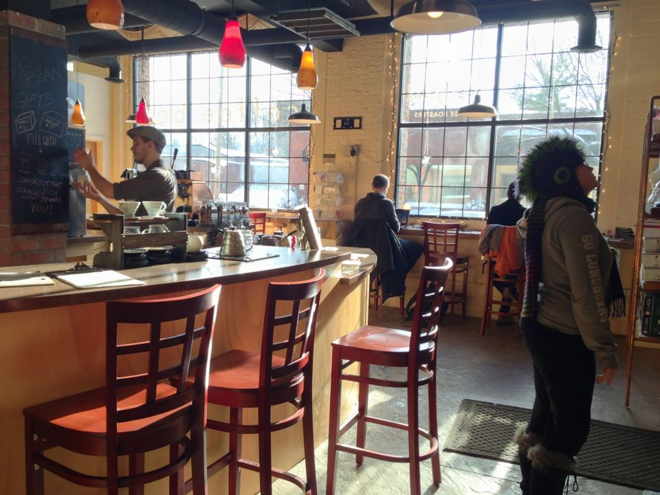 coffee roasters asheville nc