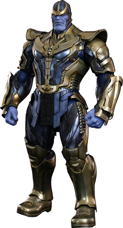 Marvel Thanos Sixth Scale Figure by Hot Toys   Thanos ...