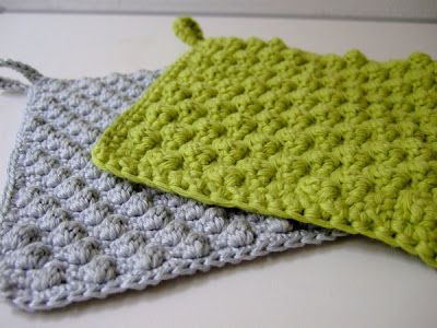Knubbel Topflappen Häkeln Pinterest Crochet Crochet Patterns
