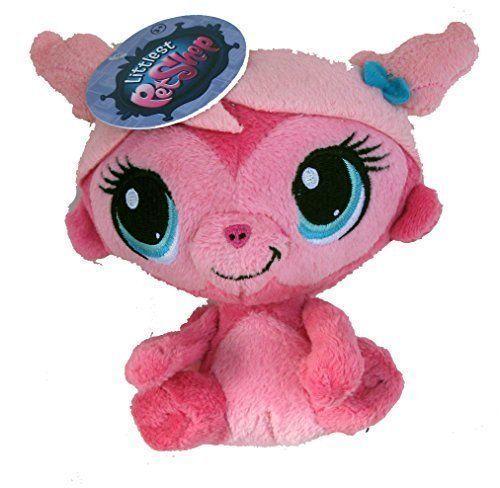 """Littlest Pet Shop 5"""" Minka Mark Monkey Plush Toy/Doll New"""