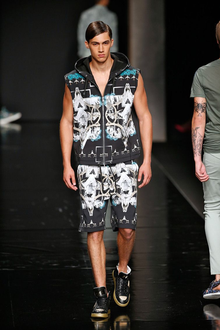 John RichmondMenswear Spring Summer 2015 Milan