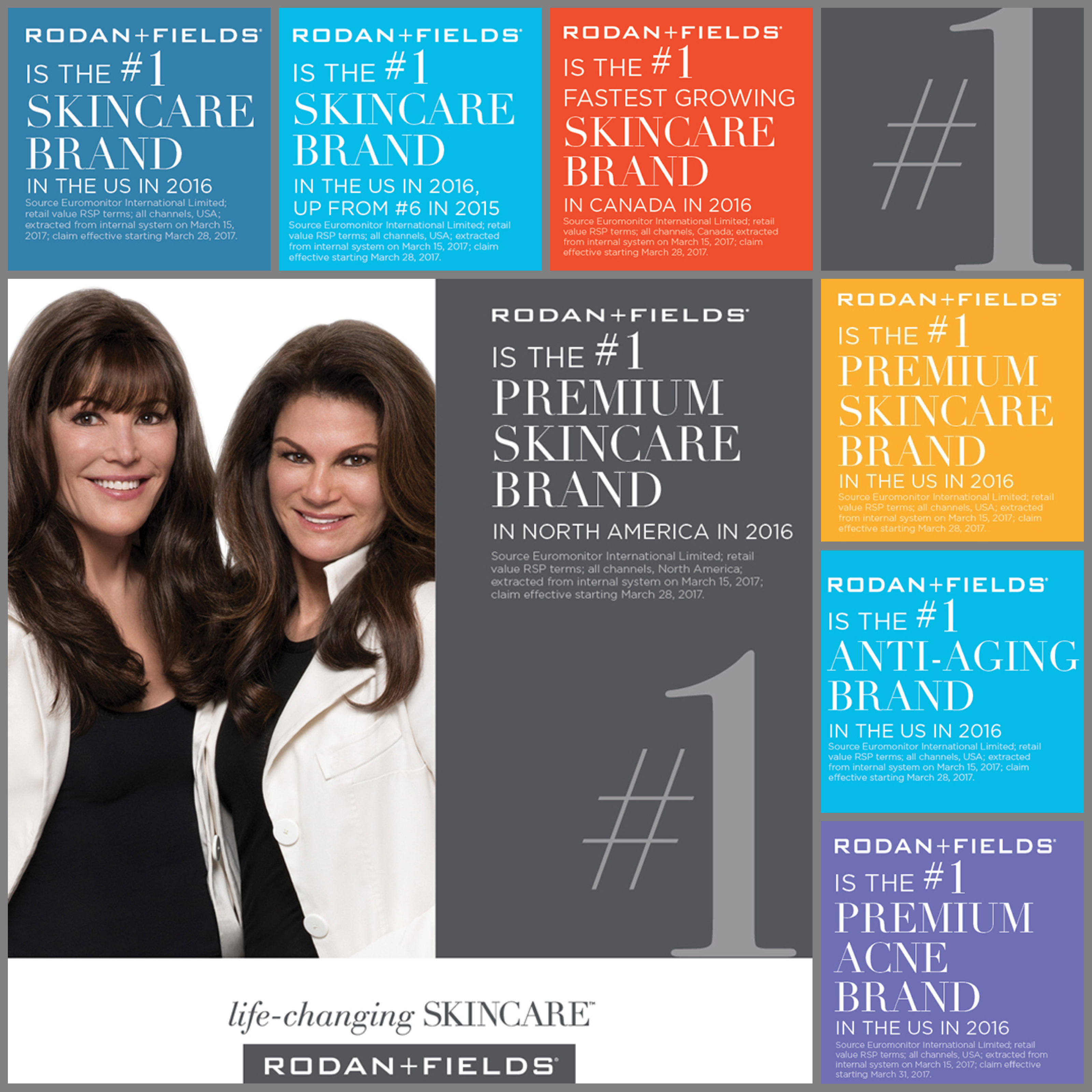 Rodan Fields Is Now The 1 Skincare Brand In The Us Not Just Premium Skincare But Across All Price Poin Premium Skincare Rodan And Fields Skin Care