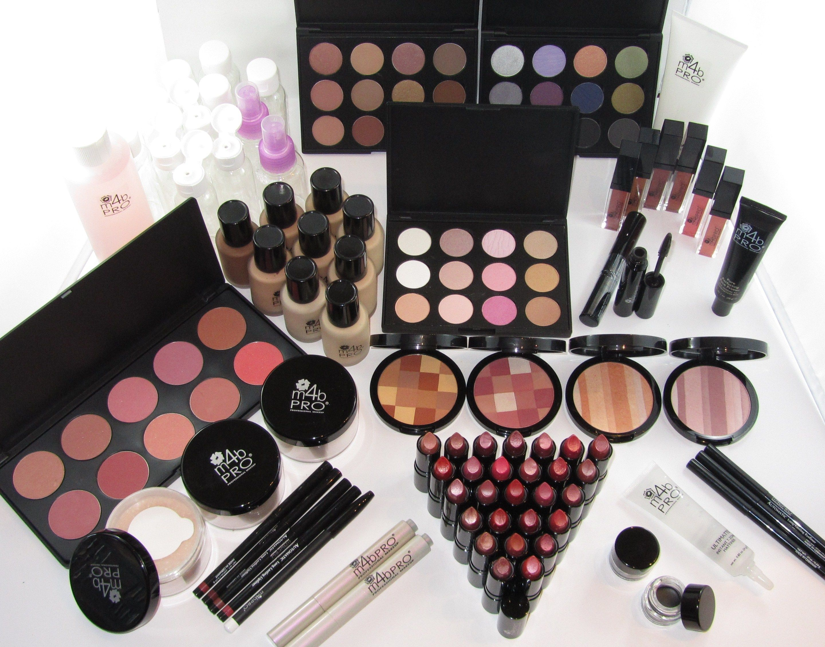 full face makeup kit. m4b pro full makeup kit face 0