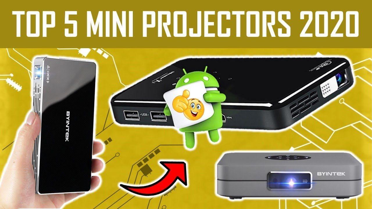 Top 5 Best Mini Projectors 2020