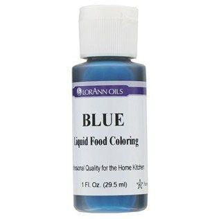 Lorann Blue Liquid Food Color Shop Hobby Lobby Liquid Food Coloring Food Coloring Blue Food Coloring