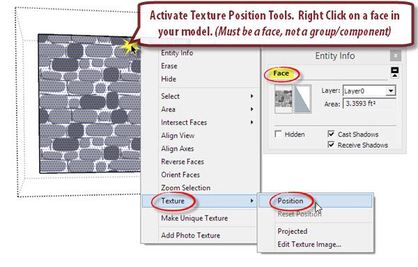 7 Tips For Sketchup Materials Texture Images Material Tips
