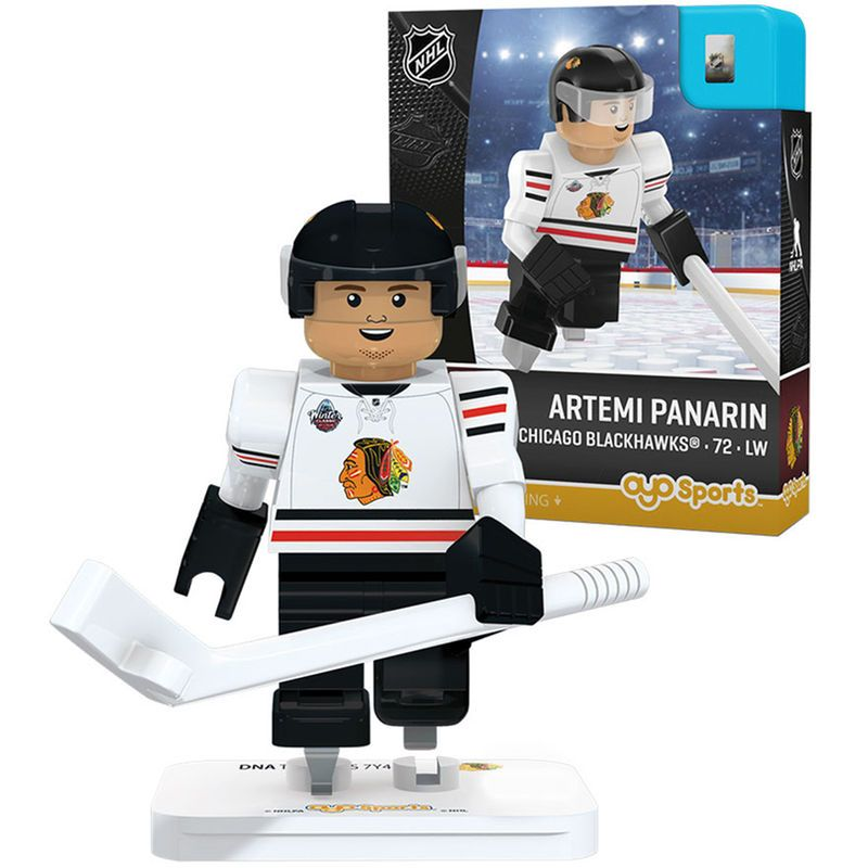 Artemi Panarin Chicago Blackhawks OYO Sports 2017 Winter