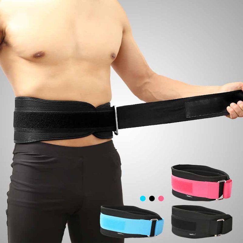 acquisto economico super qualità nuova versione Formazione Fitness Protezione Peso Cinghia di Sollevamento Nylon ...