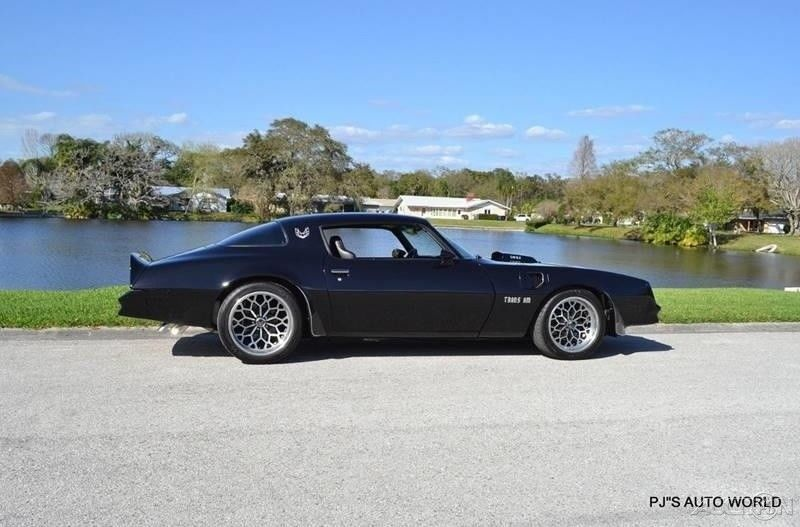 1978 Pontiac Trans Am Pro Touring Twin Turbo 540 V8 Ebay 1978