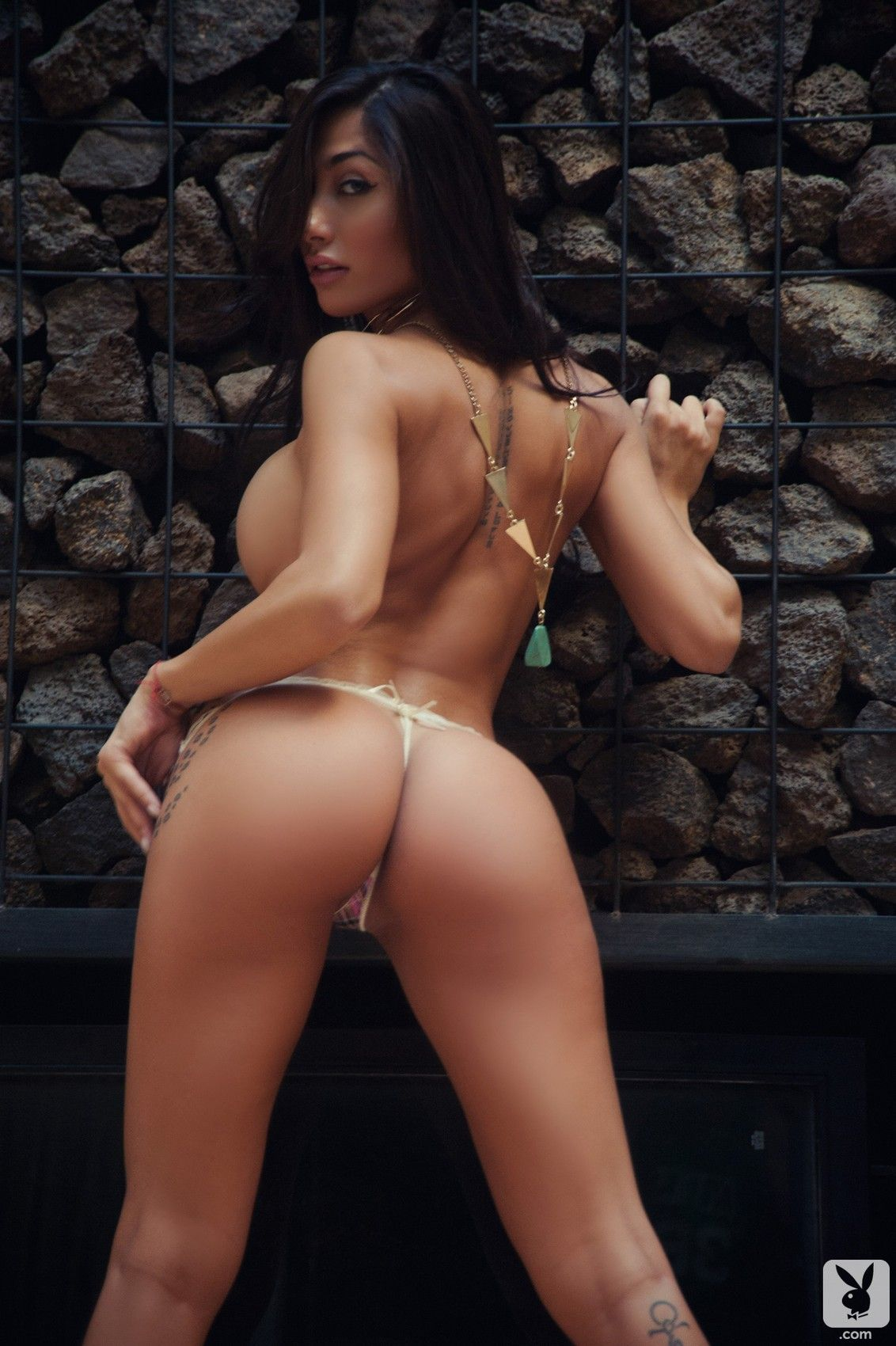cote de pablo hot naked