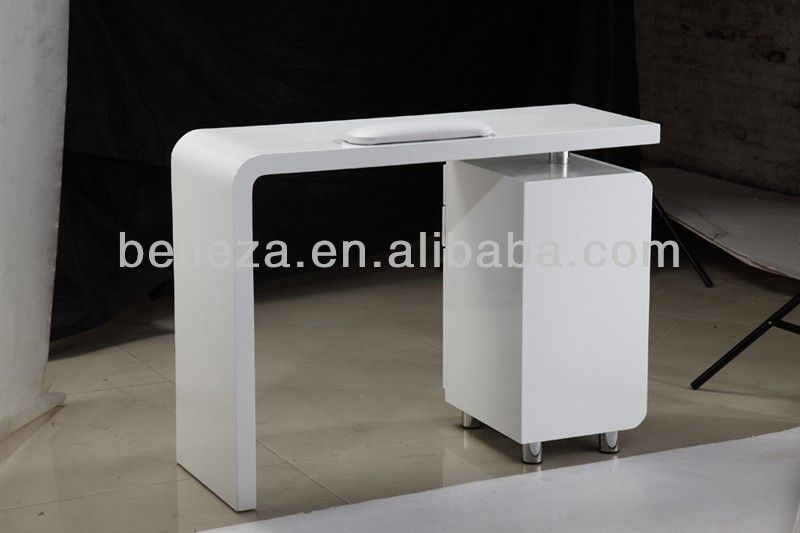 2013 New Model Nail Salon Furniture Manicure Tables For Sale Be